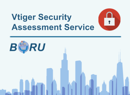 Vtiger Security Assessment and Protection Service