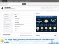 WeatherWidget2