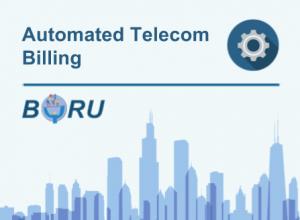 Automated Telecom Billing
